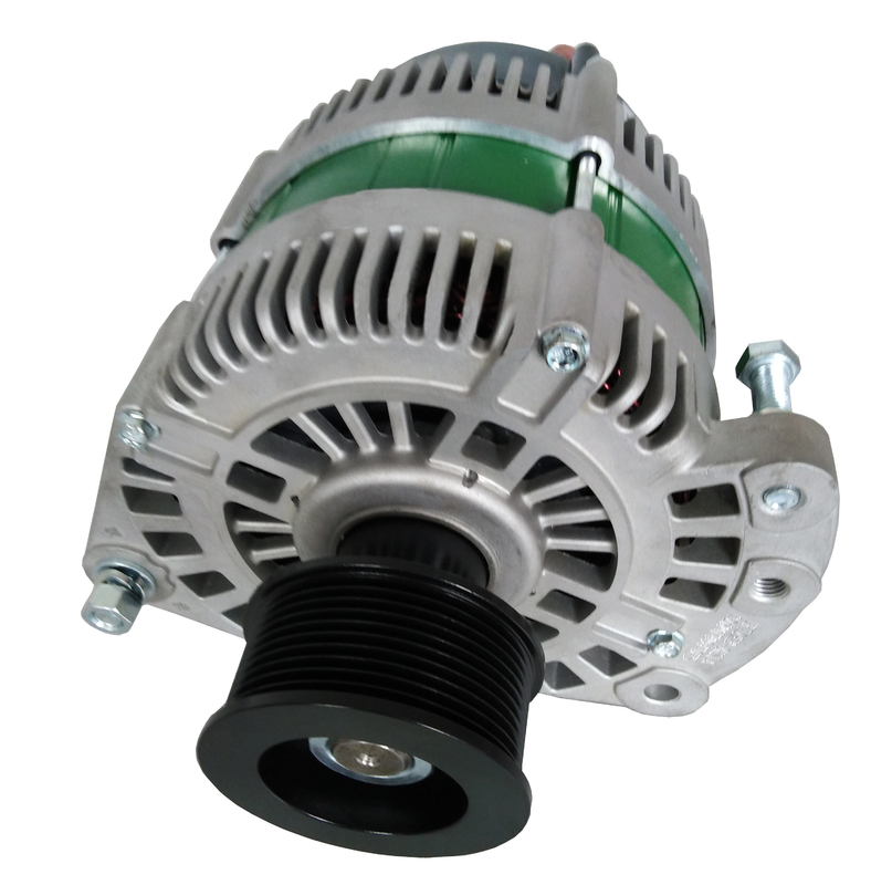 manufacturer supply big power 10-claw 56V 150A bus alternator