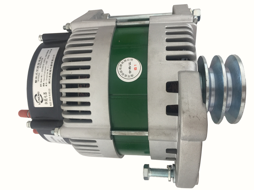 Powerful aftermarket 28V 360A alternator assembly for military vehicles