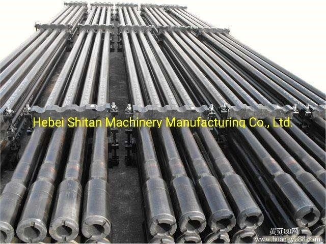 "Friction Welding Drill Pipe/Drill Rod 3 1/2"" with API 5dp"