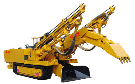 China CMZY2-150/20 drilling and loading machine distributor