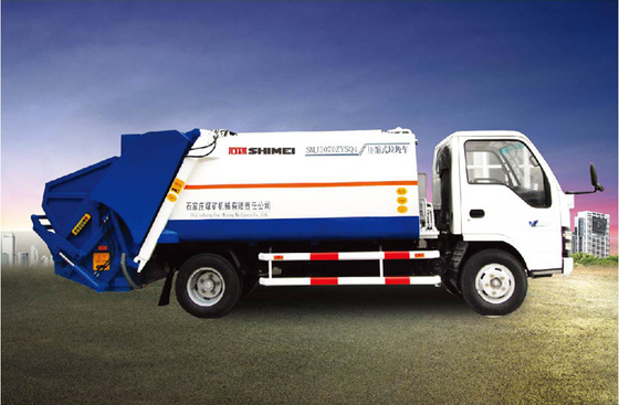 China Garbage Compactor Truck distributor