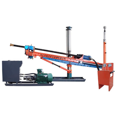 China ZYJ-1000/135 HYDRAULIC DRILLING MACHINE WITH POST FOR EXPLORATION OR BLASTING HOLE IN THE UNDERGROUND OF COAL MINE distributor