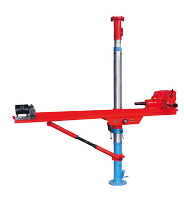 China ZQJC-560/10.0 FLP Portable Pneumatic drilling machine for water and gas prediction and drainage distributor