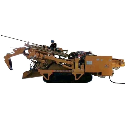 China CMZY2-100/10 driller loader bolter for roadway tunneling in the underground coal mine factory
